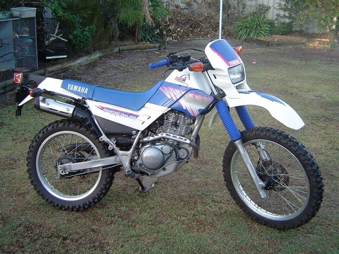 1996 Yamaha XT 225 Serow #1