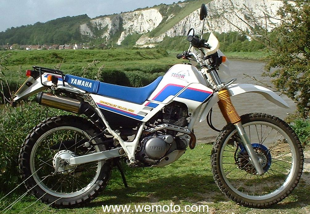 Yamaha XT 225 Serow #7