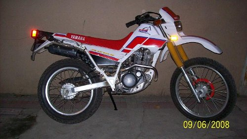 Yamaha XT 225 Serow #3