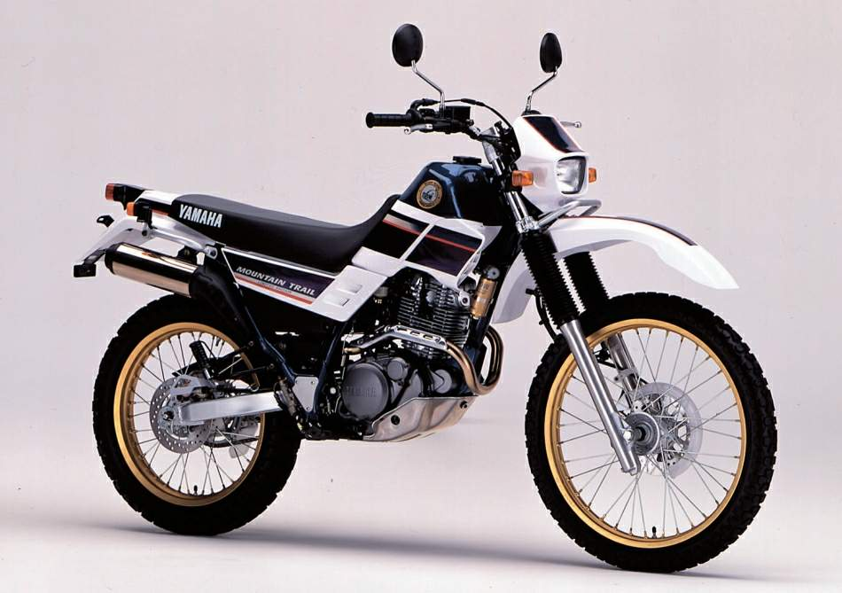 Yamaha XT 225 Serow #6