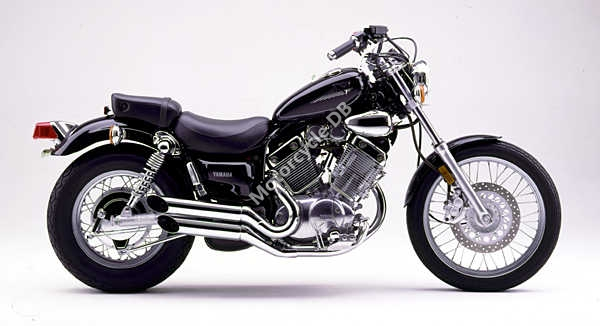 Yamaha XV 535 Virago (reduced effect) #2
