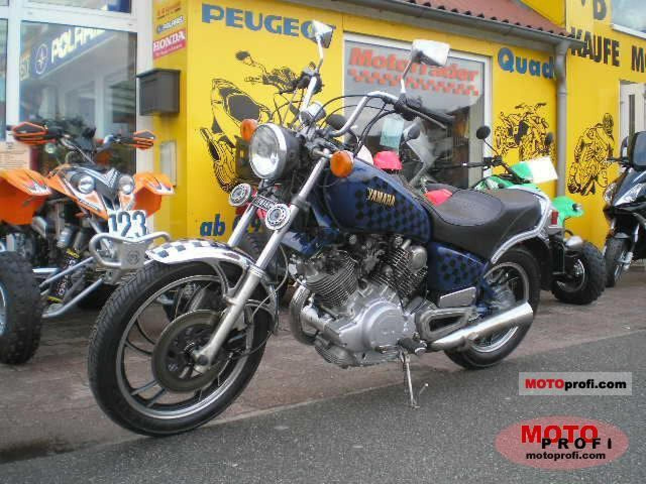 Yamaha XV 750 Special (reduced effect) #3