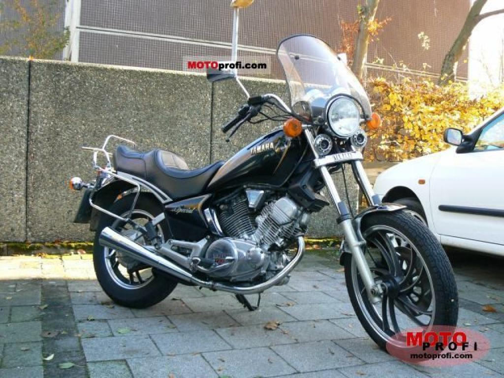 Yamaha XV 750 Special (reduced effect) #2