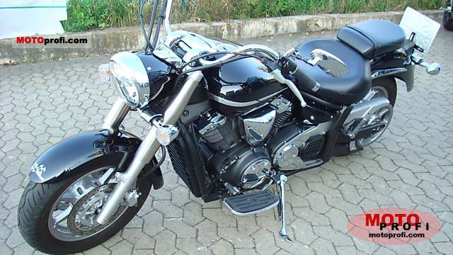 2008 Yamaha XV1900A Midnight Star #8