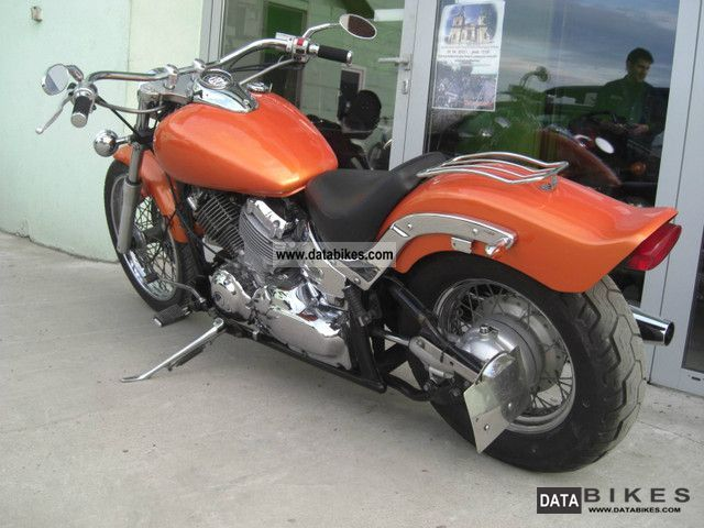 1998 Yamaha XVS 650 Drag Star Classic Photos, Informations