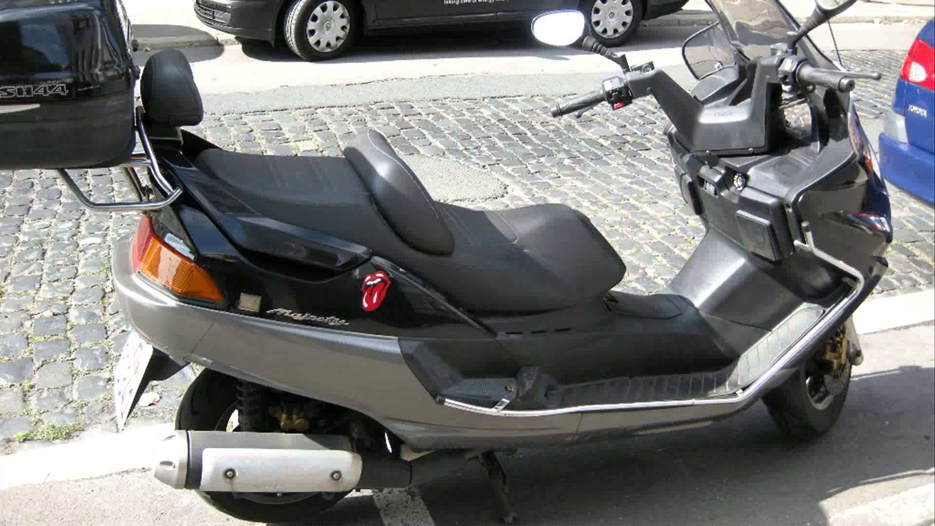 2000 Yamaha YP Majesty 250 DX #8