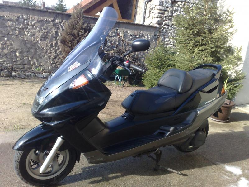 2000 Yamaha YP Majesty 250 DX #2